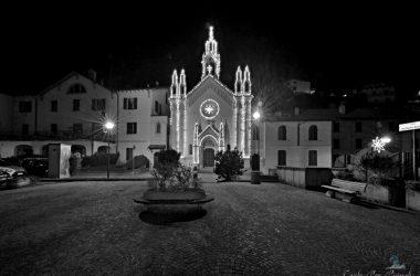 La Chiesa Parrocchiale di Ponte Selva - Parre
