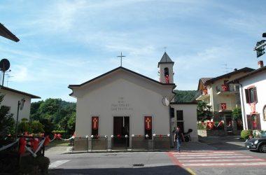 La Chiesa Sacro Cuore - Gandosso