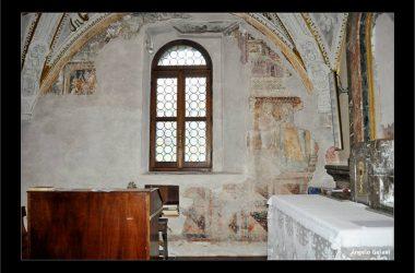 La Chiesa Santa Maria Nascente Gandellino Bergamo