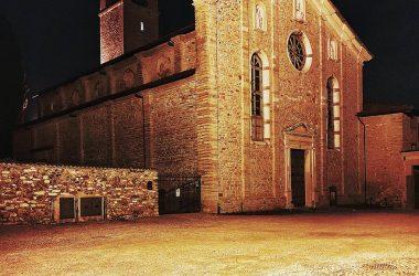 La Chiesa Santa Maria della Consolazione- Almenno San Salvatore Bg