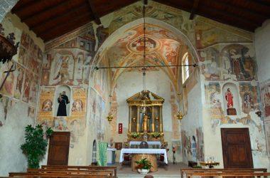 La Chiesa di Ascensione - Costa Serina Bg