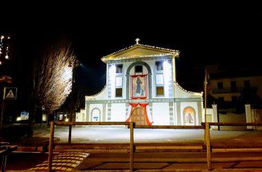 La Chiesa di Comonte frazione di Seriate