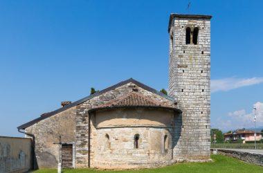 La Chiesa di San Giorgio in Campis Zandobbio
