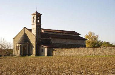 La Chiesa di San Giorgio in Lemine- Almenno San Salvatore