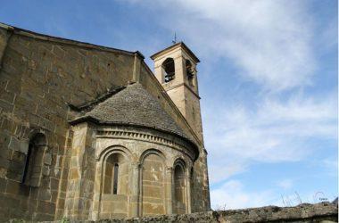 La Chiesa di San Giorgio in Lemine- Almenno San Salvatore Bergamo