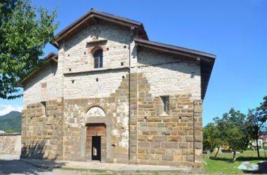 La Chiesa di San Giorgio in Lemine- Almenno San Salvatore Valle Imagna