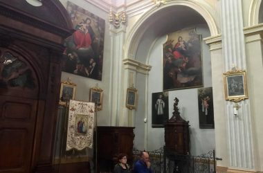 La Chiesa di San Giovanni Battista - Fuipiano Valle Imagna Bergamo