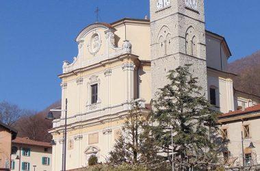La Chiesa di San Giovanni Battista - Palazzago