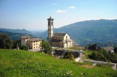 La Chiesa di San Giovanni Battista a Fuipiano Valle Imagna