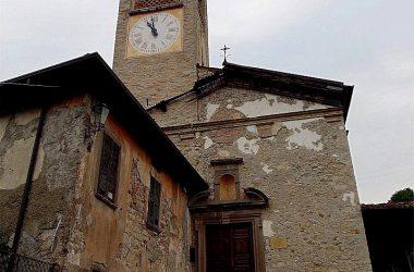La Chiesa di San Michele Arcangelo - Torre de Busi