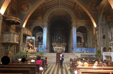 La Chiesa di San Pietro - Alzano Lombardo Bg