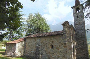 La Chiesa di San Pietro in Vincoli di Spinone al Lago