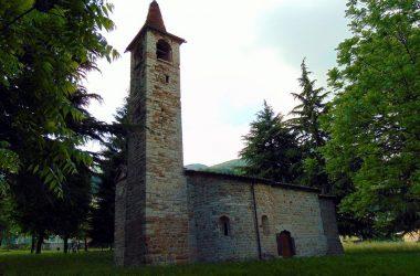 La Chiesa di San Pietro in Vincoli di Spinone al Lago Bergamo