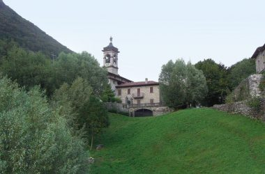 La Chiesa di San Rocco di Bianzano