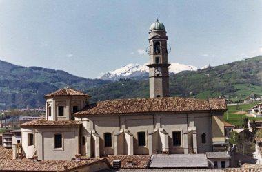La Chiesa di San michele - Leffe
