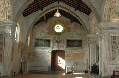 La Chiesa di Sant'Andrea in Catello Bg - Villa d'Adda