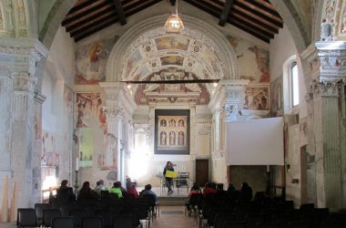 La Chiesa di Sant'Andrea in Catello - Villa d'Adda