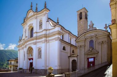 La Chiesa di Sant'Antonio a Peia