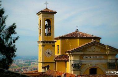La Chiesa di Santa Grata Bergamo