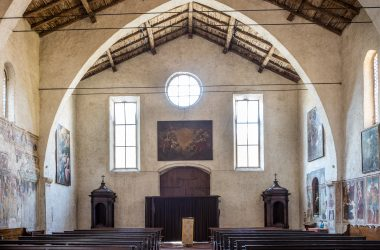 La Chiesa di Santa Maria in Borgo - Nembro