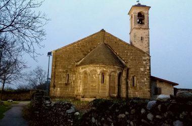 La Chiesa romanica di San Giorgio Lemine Almenno San Salvatore