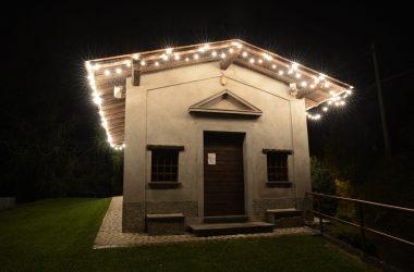 La Chiesetta Monte Farno Gandino