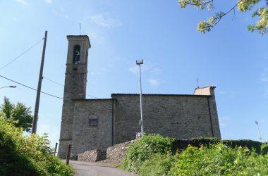 La Chiesetta di Santo Stefano - Berzo San Fermo