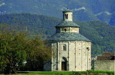 La Rotonda di San Tomè - Almenno San Bartolomeo