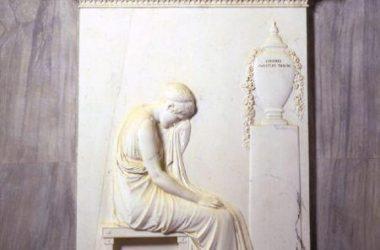 La Stele Tadini di Antonio Canova - Lovere