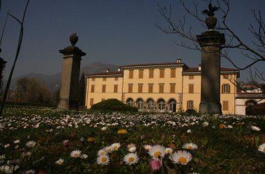 La Villa Vitalba di Almenno San Salvatore