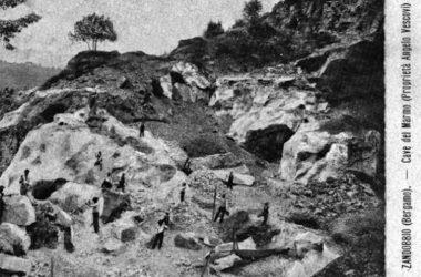 La cava di Marmo zandobbio