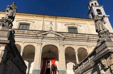 La chiesa di Clusone BG