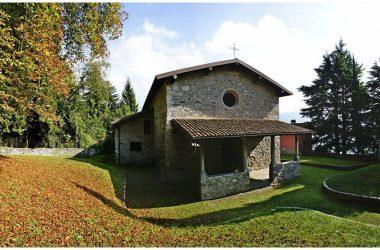 La chiesa di San Lorenzo Barzizza gandino
