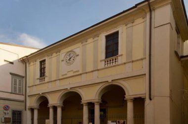 La chiesa di Sant'Anna Albino