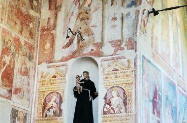 La chiesetta di Ascensione - Costa Serina