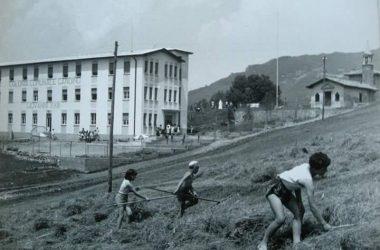 La colonia del Monte Farno Gandino
