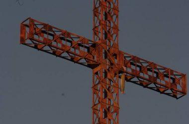 La croce del Pizzo Formico