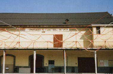 La vecchia terrazza Oratorio Gandino