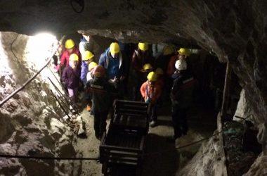 Le miniere a Gorno Bg