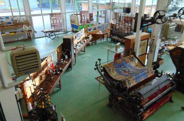Leffe Museo del tessile Martinelli Ginetto