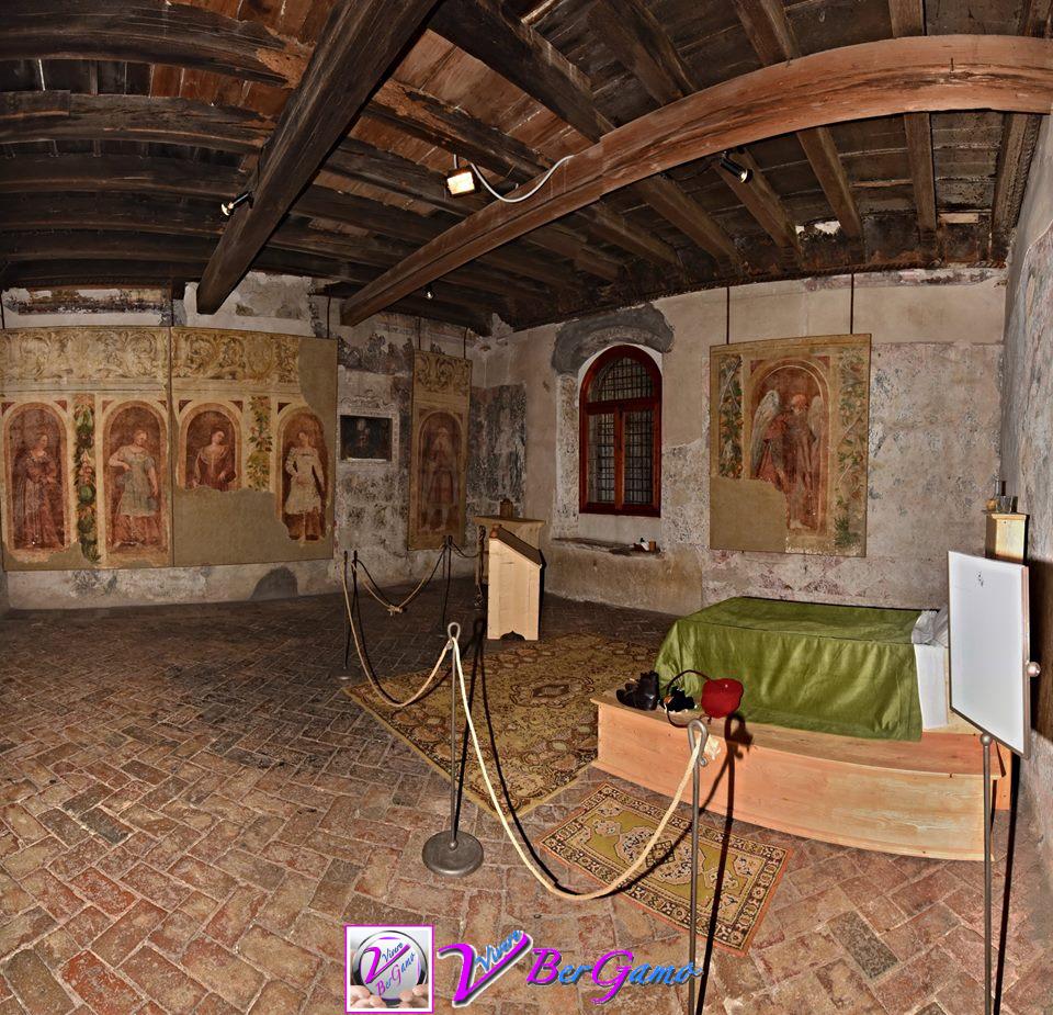 Letti A Castello Bergamo.Castello Di Malpaga Cavernago Itinerari Bergamo