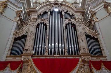 L'organo della Parrocchia di Leffe