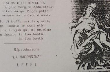 Madonna Addolorata di Leffe