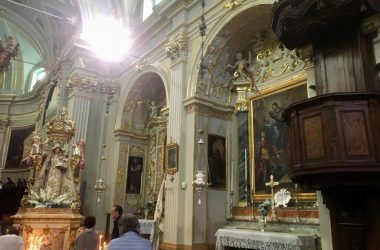 Madonna Chiesa di San Giovanni Battista - Fuipiano Valle Imagna