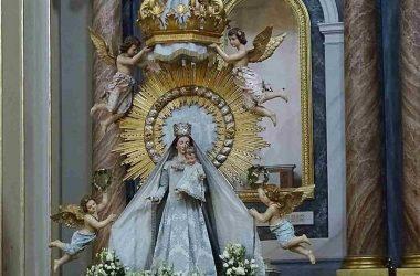 Madonna Chiesa parrocchiale di Palazzag