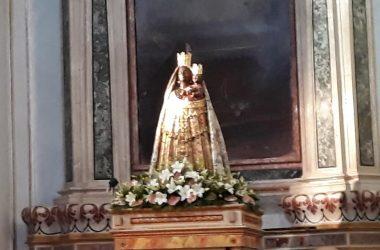 Madonna Nera Santuario della Madonna del Loreto - Cenate Sotto