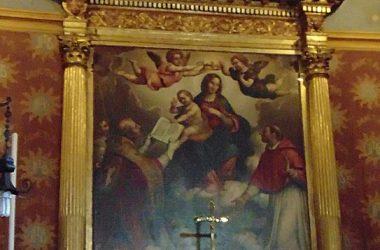 Madonna chiesa San Gregorio Magno