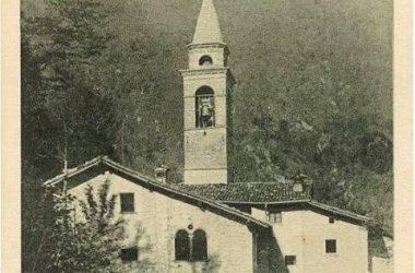 Madonna del Perello Selvino Immagine storica