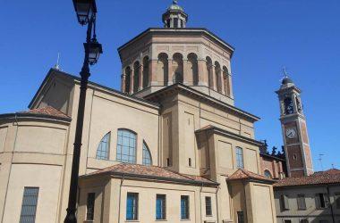 Madonna delle lacrime Treviglio Bergamo