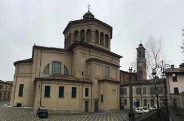 Madonna delle lacrime di Treviglio Bergamo